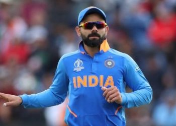 India cricket captain Virat Kohli
