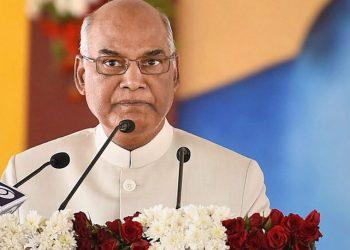 Ram Nath Kovind.