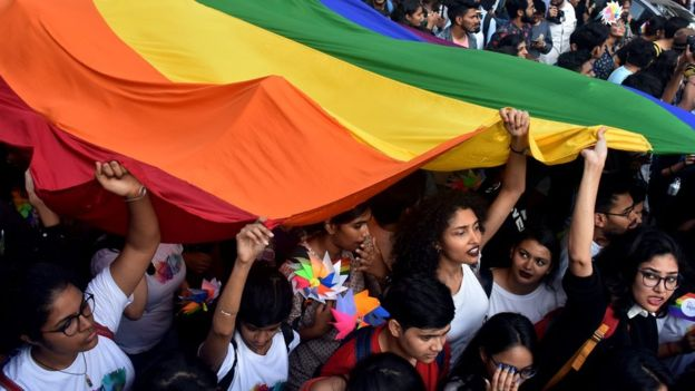 At present, even after the change in law, members of India's LGBTIQ community lag behind their western counterparts in attaining equal pay, corporate representation and other benefits.