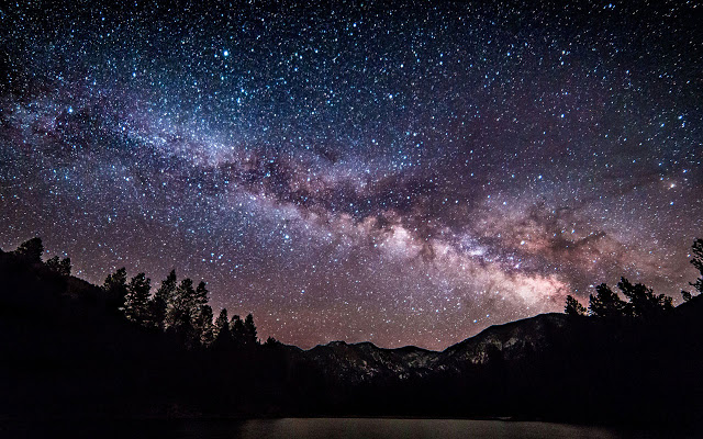 Image result for milky way stars new