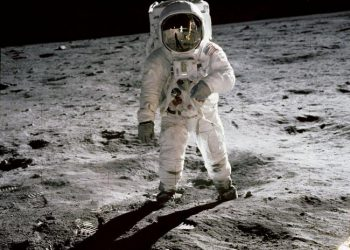 By placing men on the Moon, the US achieved the ultimate victory in the Space Race after losing the initial heats to the Soviet Union.