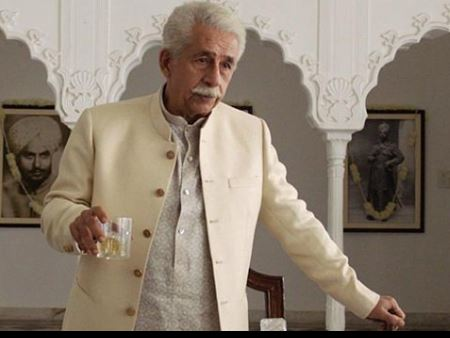 Naseeruddin Shah once married a woman 15 years older to him