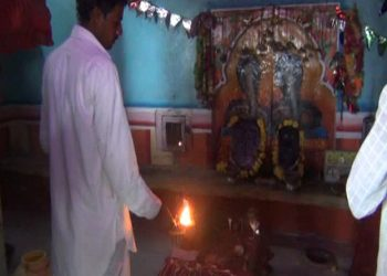 Prisoners pray in this temple to get bail