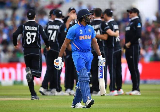 Image result for 2019 World Cup semi final India
