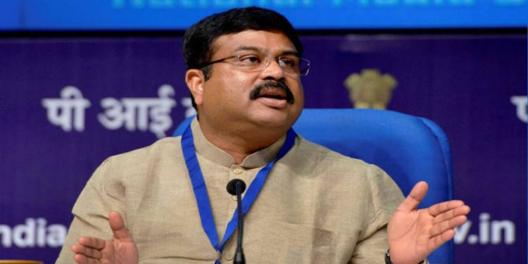 Pradhan holds energy co-op talk with Russia