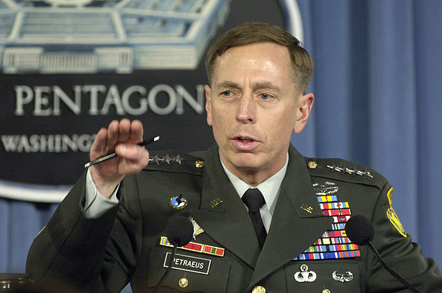 Petraeus said that during counter-insurgency campaigns, Pakistani authorities could never close in on North Wazirstan where terror outfits such as the Haqqani network, al-Qaeda and others had their headquarters.