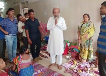 File pic of Pratap Sarangi