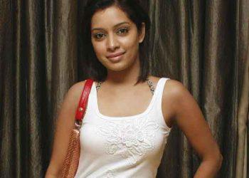 Bengali actress Rimjhim Mitra