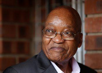 Jacob Zuma. Pic- REUTERS/Rogan Ward/File photo