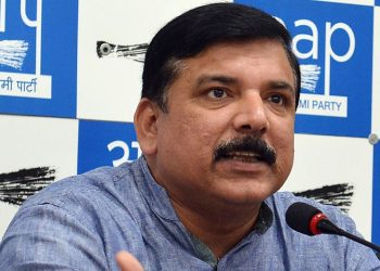 AAP MLA Sanjay Singh said they have requested for a meeting of the Delhi Police Commissioner, CM Arvind Kejriwal and the Home Minister