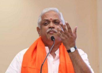 BJP General Secretary B.L. Santhosh
