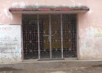 Anganwadi centre locked up with kid inside