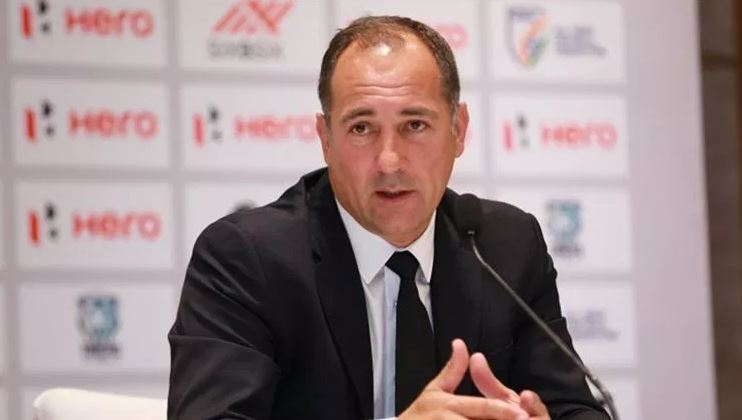 Stimac had summoned a list of 35 players for the preparatory camp in Mumbai which kicked off June 25.