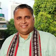 BJP National Secretary Sunil Deodhar
