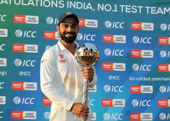 The WTC will see the top nine Test teams in the world compete in 71 Test matches across 27 series, played over two years.