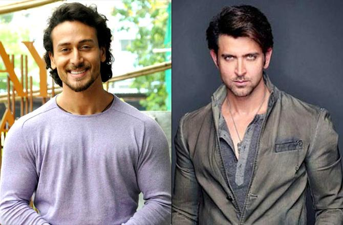 Do you know Hrithik, Tiger's next film titled 'War' - OrissaPOST