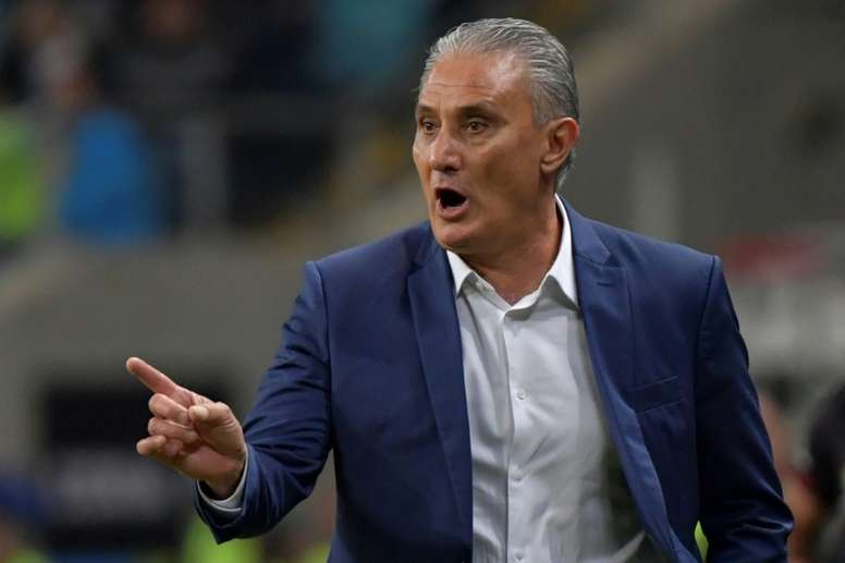 Tite took office three years ago after they were knocked out of the 2016 Copa America.