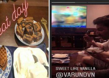 Varun Dhawan 'sweet like vanilla', says Arjun Kapoor
