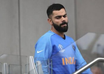 By his own admission, India lost the match in the first 45 minutes of their chase of 240, shattering a billion hopes days after the team finished on top of the league stage.