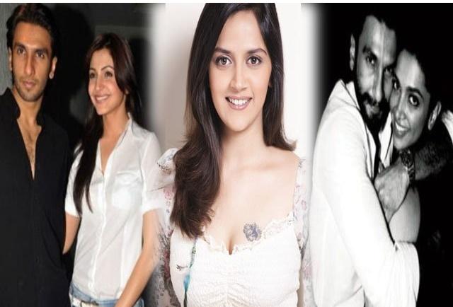 List of actresses Ranveer Singh dated before marrying Deepika ...