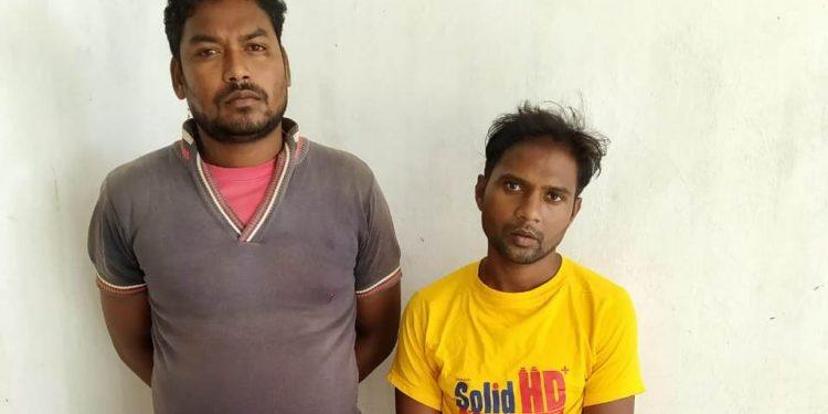 Wife escapes man's murder bid