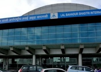 TMC delegation going to Sonebhadra stopped at Varanasi airport