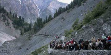 Over 2.38 lakh perform Amarnath Yatra in 19 days