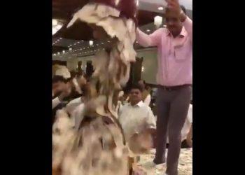 One particular social media user branded the venue as a 'sanskari dance bar'.