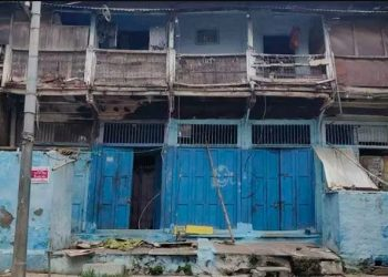 The two-storey structure was pulled down three days after the Madhya Pradesh High Court dismissed a petition seeking a stay on its demolition.