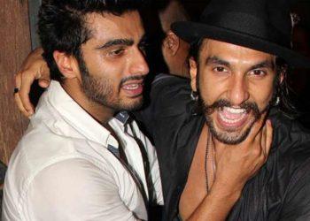 Arjun says Ranveer is the original chocolate boy
