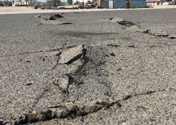 The earthquake was the largest in Southern California since 1999 when a 7.1-magnitude quake struck the Twentynine Palms Marine Corps base, according to The Los Angeles Times.