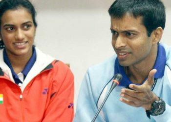 Gopichand hasn't been travelling with the likes of PV Sindhu on the international circuit this year and he doesn't intend to change that until next year.