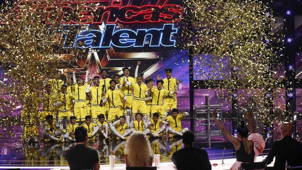 V Unbeatable Group Wows Fans On America S Got Talent Orissapost