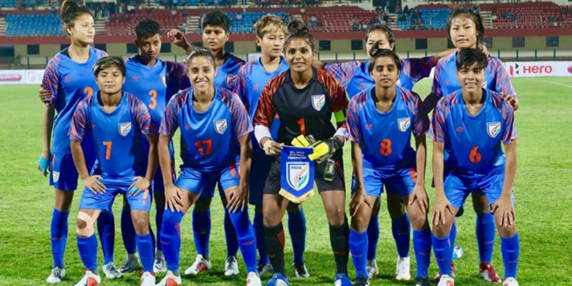 Among Asian countries, the Indian women's team is ranked 11th.