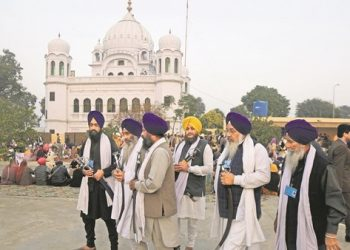 Everyday, 5,000 pilgrims will be allowed to visit the Gurdwara on foot, both as individuals or in groups.