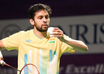 The Indian will take on unseeded Li Shi Feng of China in the title clash of the USD 75,000 tournament.