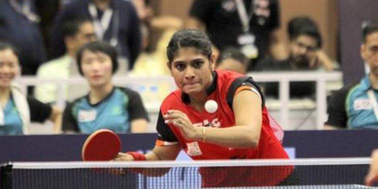 Madhurika Patkar along with Archana Kamath and Ayhika Mukherjee are the three Indian seeded players in women's singles main draw