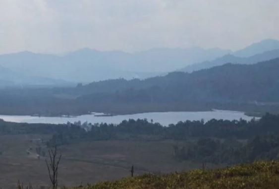 Mysterious lake in Arunachal Pradesh that is India's own Bermuda Triangle