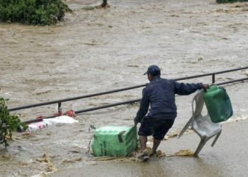 Every monsoon, roads and bridges in the country are damaged by floods and landslides.