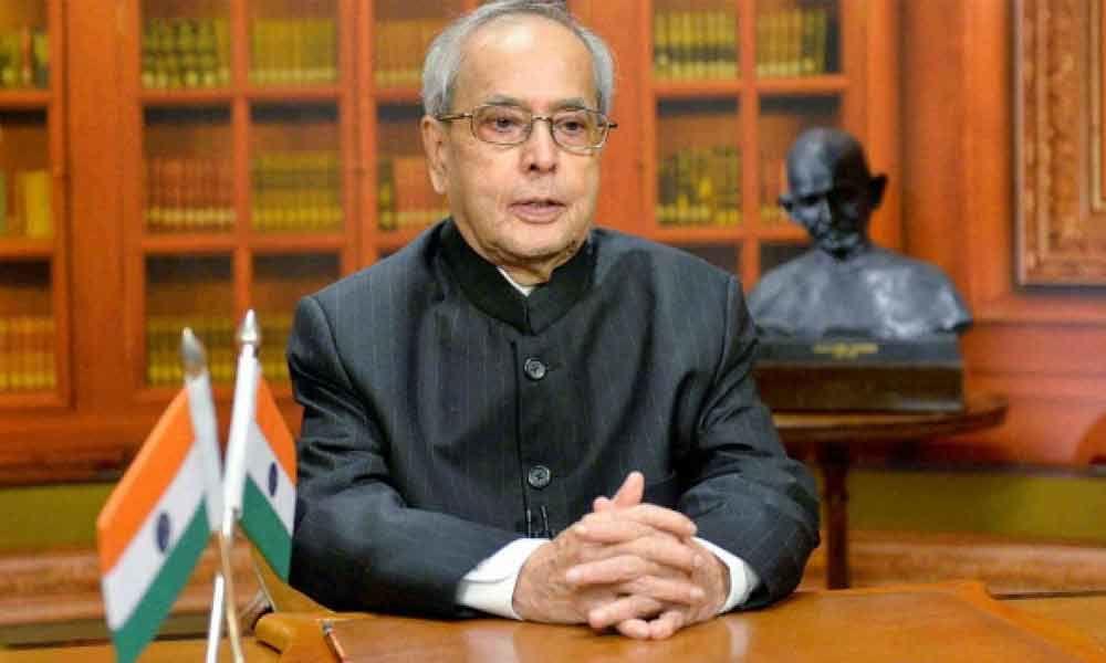 Former President of India Pranab Mukherjee tests positive for COVID-19 - OrissaPOST