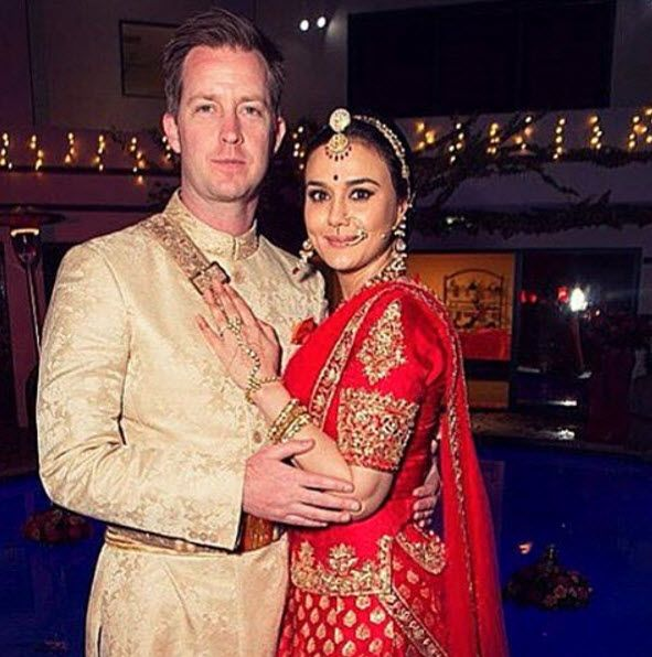 Celebs who married outside film industry