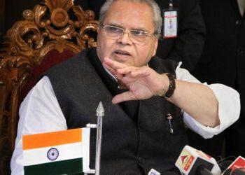 J&K Governor Satya Pal Malik
