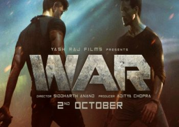Watch the exhilarating new teaser of Hrithik, Tiger starrer 'War'