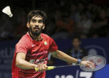 Srikanth, the former world No. 1, has been struggling for consistency this season. He made a second-round exit from the Indonesia Open last week.