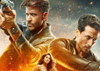 Jaw-dropping trailer of Hrithik and Tiger's 'War' will leave you spellbound