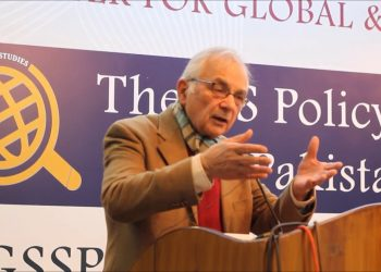 Former diplomat Ashraf Jehangir Qazi said armed resistance in J&K is legitimate