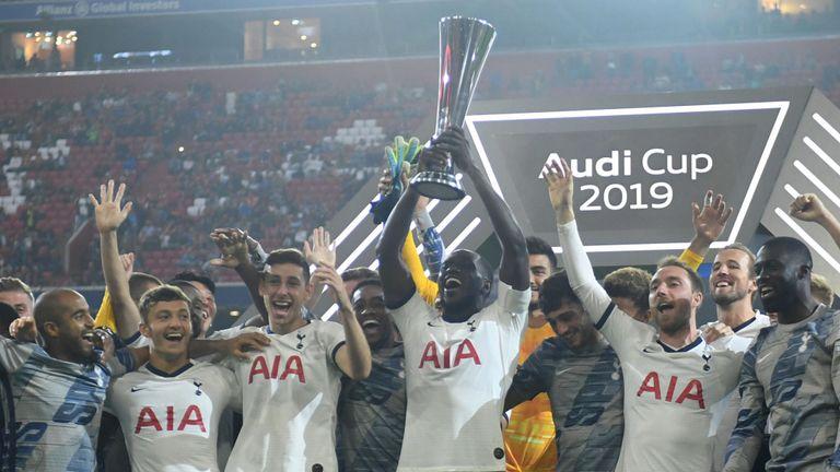 audi cup in münchen 2019