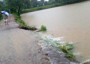 Heavy rain floods West, South Odisha