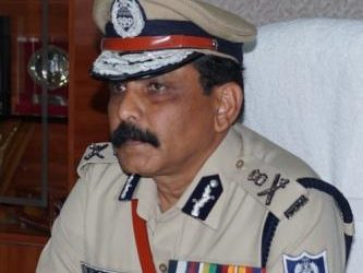 DGP Bijay Kumar Sharma