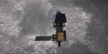 All spacecraft parameters are normal, the Bangalore headquartered space agency said after the maneuver.